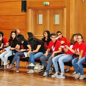 La Presidente Boldrini incontra i volontari di Trame