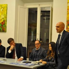 Tommaso De Pace, Gaetano Savatteri, Armando Caputo, Milly Tucci, Leonardo Iacovelli