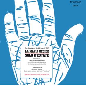 #trameascuola con l´ITIS di Polistena e l´APICA. Formare la coscienza critica. Un impegno sociale condiviso.