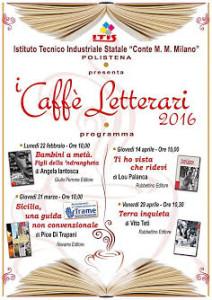 caffé letterari_ Locandina