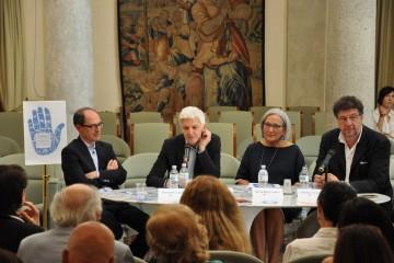 Armando Caputo, Massimo Bray, Anna Maria Lapini, Gaetano Savatteri