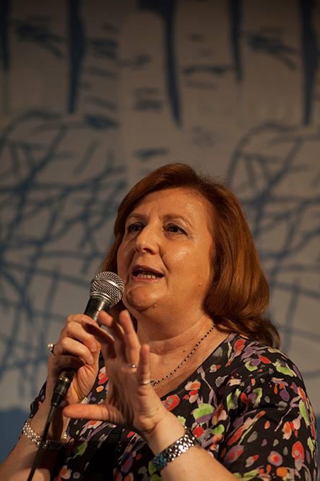 Gabriella Reillo, presidente di sezione della Corte d'Appello di Catanzaro  (foto di Mario Spada)