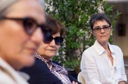 Luisa Latella (Prefetto di Catanzaro) e Elisabetta Tonni (foto di Mario Spada)