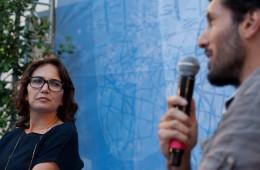 Manoela Patti e Fabio Truzzolillo (foto di Mario Spada)