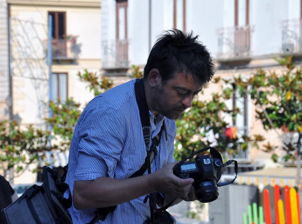 Mario Spada, fotografo di Gomorra