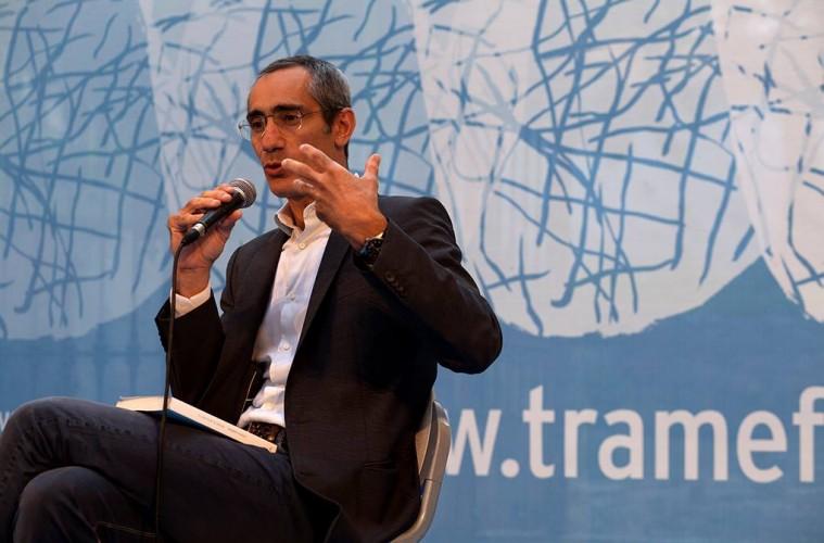 Roberto Paolo (foto di Mario Spada)