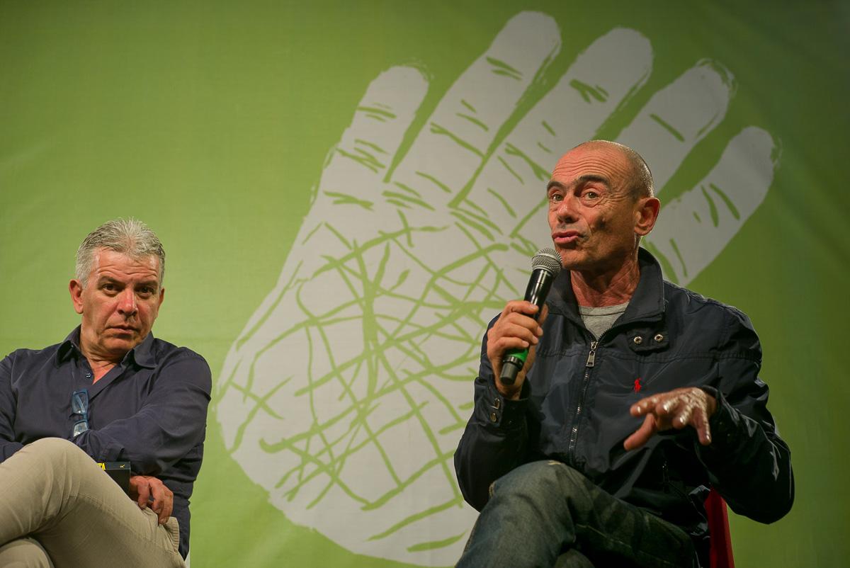 Alfonso Sabella, Massimo Lugli