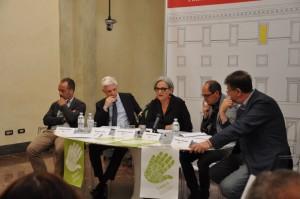 Antonio Pergolizzi_Massimo Bray_Anna Lapini_Armando Caputo_Gaetano Savatteri_Roma_Treccani_Conferenza stampa Trame6_7_6_2016_