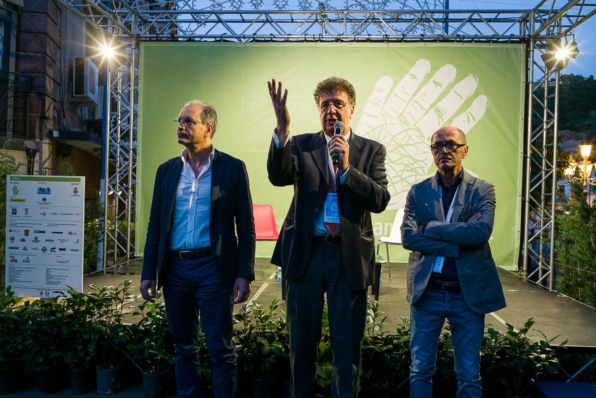 Paolo Mascaro, Gaetano Savatteri, Armando Caputo