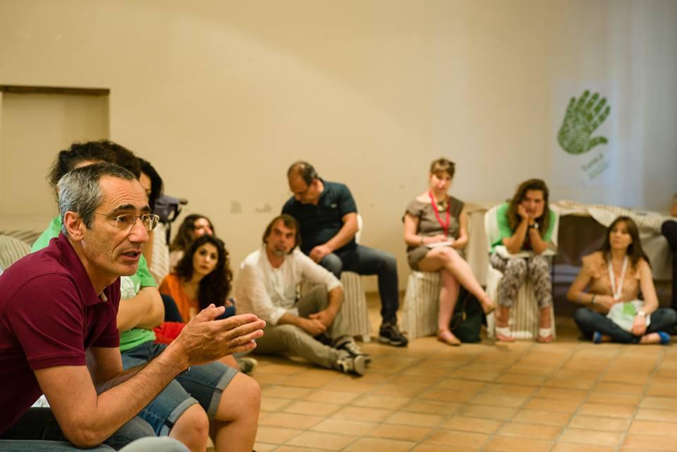 Roberto Paolo _incontra i Tramati