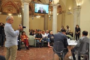 Sala igea_Roma_Treccani_Conferenza stampa Trame6_7_6_2016