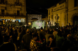 Trame.6 | Giusi Nicolini; piazza San Domenico
