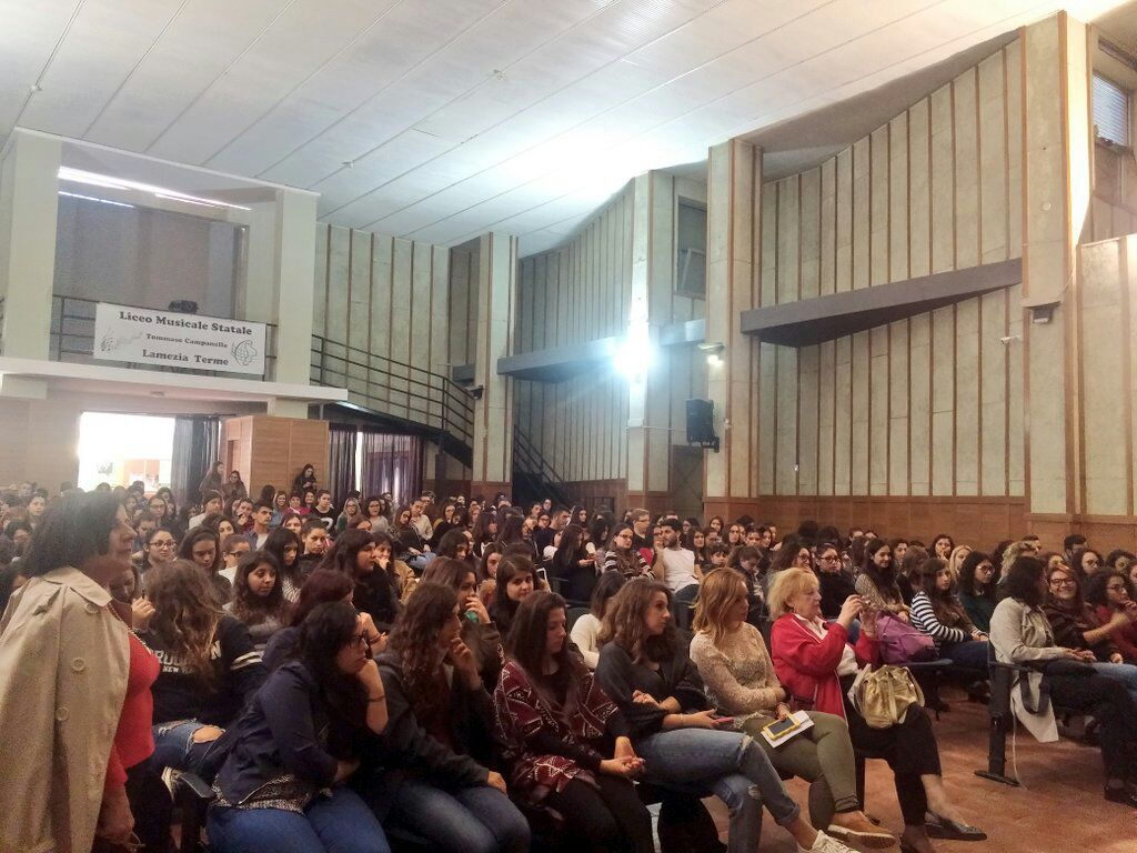 """Lamezia Terme, Liceo """"Tommaso Campanella"""""""